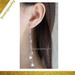 Fabricante de finas joyas de oro plata esterlina 925 9K 14K joyería 18K Gold Pearl