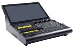 En el PC la consola de iluminación de controlador MIDI Controlador DMX Ma