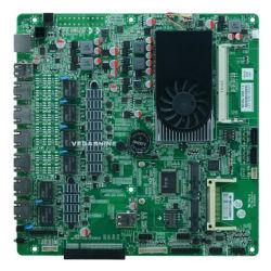 1037u 6 기가비트 LAN 방화벽 네트워크 보안 마더보드