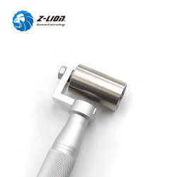 Z-Lion 홈 배경 화면 메탈 핸드 스테인리스 스틸 배경 무늬 Seam Roller 가정용 장식품, 하드웨어 도구