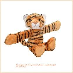 Peluche Huggers Tiger animal en peluche poupée doux Jouets - 5''