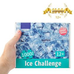 Eis-Herausforderungs-erwachsene Puzzle-hölzerne Spielwaren 1000 Stück-Erwachsen-Puzzlespiele