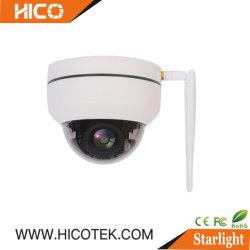 1080P Hico 소형 작은 고속 돔 IR 무선 PTZ WiFi Ik10 Vandalproof IP67는 사진기를 방수 처리한다
