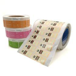 Wholesales fuerte etiqueta adhesiva pegamento adhesivo de la Botella de Perfume