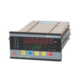Valor fijo de LED indicador de proceso por lotes para la escala de la correa con la OIML