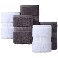 Washcloths 면 세수 수건 호텔 급료 마스크 홈 부엌 체조와 목욕탕