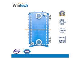 لوحة Cp75 SBL ملتصمة بالكامل لمبادل الحرارة/اللوحة والإطار/المبادل الحراري Comblock