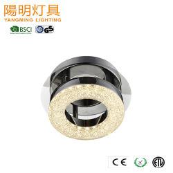 De populaire LEIDENE van de Lampekap van het Kristal van de Gift van de Bevordering Moderne Lamp van het Plafond voor de Woonkamer van het Huis