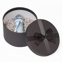 Индивидуальные металлические раунда шоколад сладкий подарок Тин может/олова в салоне