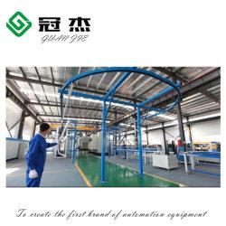 Prix de gros d'usine MDF Revêtement en poudre de couleur Équipement de production de mobilier de bureau
