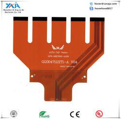 Conjunto FPC Xaja, Circuitos de PCB Flex Cabo para equipamentos digitais/teclado/dispositivo médico