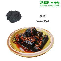 Consommable noir de légumes de qualité alimentaire par Taima