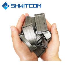 L'extrémité faible en carbone Hooked fibre d'acier