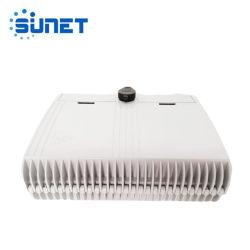 Terminale di giunzione a fibra ottica a 16 porte con splitter PLC FTTH Box Scatola