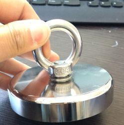 Magneto de neodímio permanente profissional Hanger NdFeB conjunto magnético de gancho