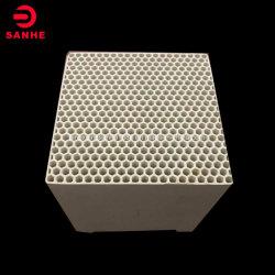 陶磁器暖房の蜜蜂の巣のための円形か正方形チャネル