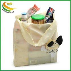 Sacs à main fourre-tout le pliage de la marque de vêtements réutilisables Sac shopping en nylon