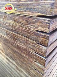 Tavola di pavimento di bambù del contenitore del compensato, pavimentazione di legno di Apiotong della qualità superiore