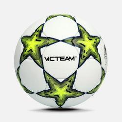 Top-Level Ruwe Bal van de Voetbal van de Korrel Douane Afgedrukte