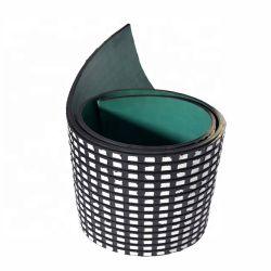 Förderanlagen-Systems-Trommel-Kopf-Diamant-Laufwerk-Plättchen-keramische Riemenscheiben-Verkleidung