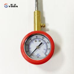 معدن مزولة قرص إطار/[تير برسّور] مقياس مع يثنّى رئيسيّة نحاس أصفر [بليد فلف]
