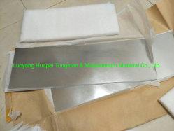 Hochtemperaturbodenmola-Molybdän-Blatt-Molybdän-rundes Blatt