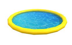 Jeux d'eau Inflatable rectangulaire et la piscine ronde pour les enfants et adultes loisirs en plein air par l'usine