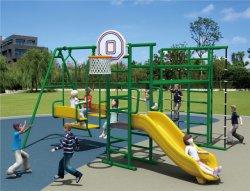 ملعب للأطفال خارجي صغير منزلق بلاستيكي للأطفال (Ty-70311)