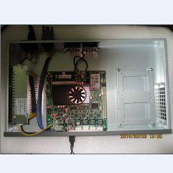 À BORD D'atome de 1u2550 pare-feu serveur avec 4*Intel 82583V