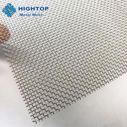 Reticolato flessibile ultra fine della rete metallica dell'acciaio inossidabile dai 10 micron