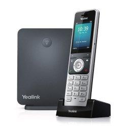 Yealink W60P W60B 기지국을%s 무선 DECT IP 전화