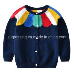 ماو هونغ بتلات الفتيات كوات هي خاصية كبيرة للطفل ملابس أزياء وشخصية ملابس سويدية كاسفية للأطفال ملابس الأطفال بالجملة