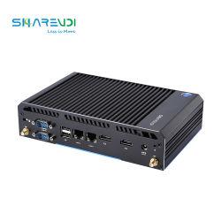 Digital Signage Player Mini PC industriel tout en un seul ordinateur de l'ITO 3 Affiche 4 RS485 COM RS232