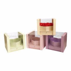 주문 마분지 접히는 패킹 선물 꽃 납품 포장 종이상자