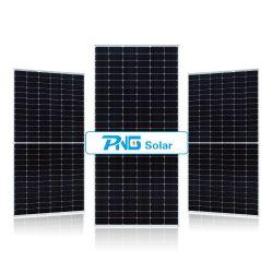 Meia Célula solar de instrumentos 575W Alta Efficiecny Painel Soalr
