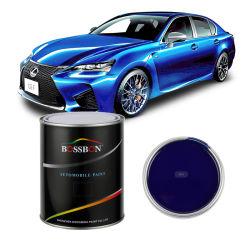 Auto Body Acryl Repair Base Spray Coat 1K/2K Pigment Car Lak voor nabewerking van auto's