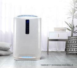 2020 220V iônico de Plasma Comercial Fase 7 LED UV gerador de ozono HEPA água do Purificador de Ar