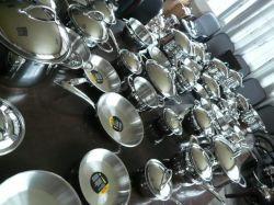 Houseware panelas utensílios de louça de porcelana talheres cerâmica de porcelana fábrica Final do Produto de qualidade antes da Inspecção de verificação de QC