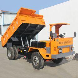 8t roue de camion à benne minière Diesel Dumper for Mine