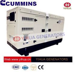20 КВА 25 КВА 30 Ква 40квт электроэнергии Cummins бесшумный дизельный генератор[IC180127A]