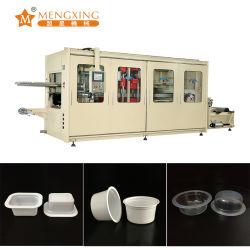 食品等級のパッケージ機械プラスチックプディングコップ機械PPヨーグルトのコップのThermoforming機械を形作る自動圧力真空