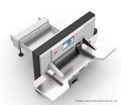 Contrôle du programme de Machine de découpe de papier à usage intensif pour l'impression (HPM137M15)
