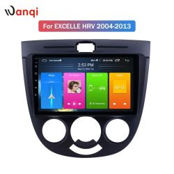 Wanqi 9inch Autoradio des Android-10 für Buick Excelle Hrv Auto-Spieler 2004-2013 mit Audio-DVD GPS Navigation WiFi aufgeteiltem Bildschirm BT