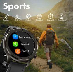 Neue intelligente Uhr 2020 für Mann-Frauen-Sport-Eignung-aufspürenschlaf-Überwachung