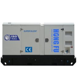 Prezzo diesel silenzioso cinese del generatore alimentato 1003G del motore 25kw 30kVA della Perkins Lovol