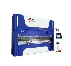Maandelijkse aanbiedingen Delem Da66t 6-as Blad Metal Hydraulic CNC Druk op de rem-buigmachine