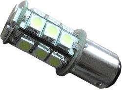 ضوء LED للإضاءة الأوتوماتيكية بقاعدة Ba15 10-30V