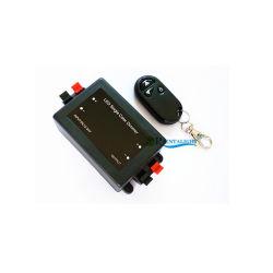 単一カラーLED 1チャネルRF 3のキーのリモート・コントロール調光器