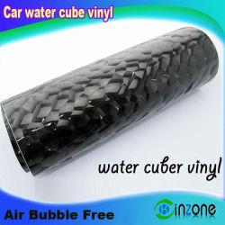 Black Cat 4d глаза Car виниловая пленка - 4d-Cube воды фильм устройства обвязки сеткой