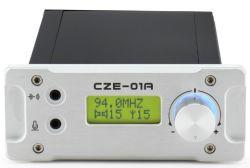 Controle de PC Cze-01A 1W USB Wireless Audio Transm FM